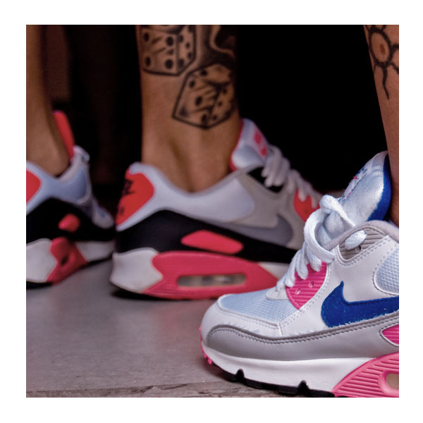 Air Max Infrared Release @ Overkill Berlin
